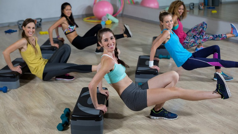 Skupinska vadba za začetnike (foto: Profimedia)