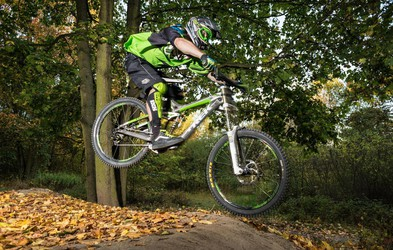 MTB priročnik: Sem kolesar. Gorski kolesar.