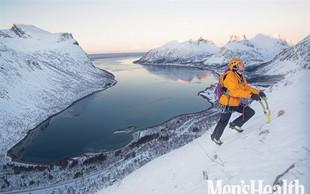 Norveška: Zimsko plezanje nad polarnim krogom