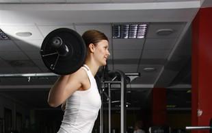 Napredni program vadbe z utežmi