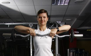 Videovadnica: napredni program vadbe z utežmi