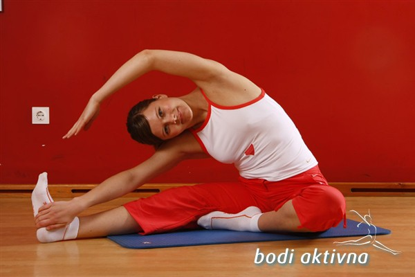 Stranski razteg trupa
