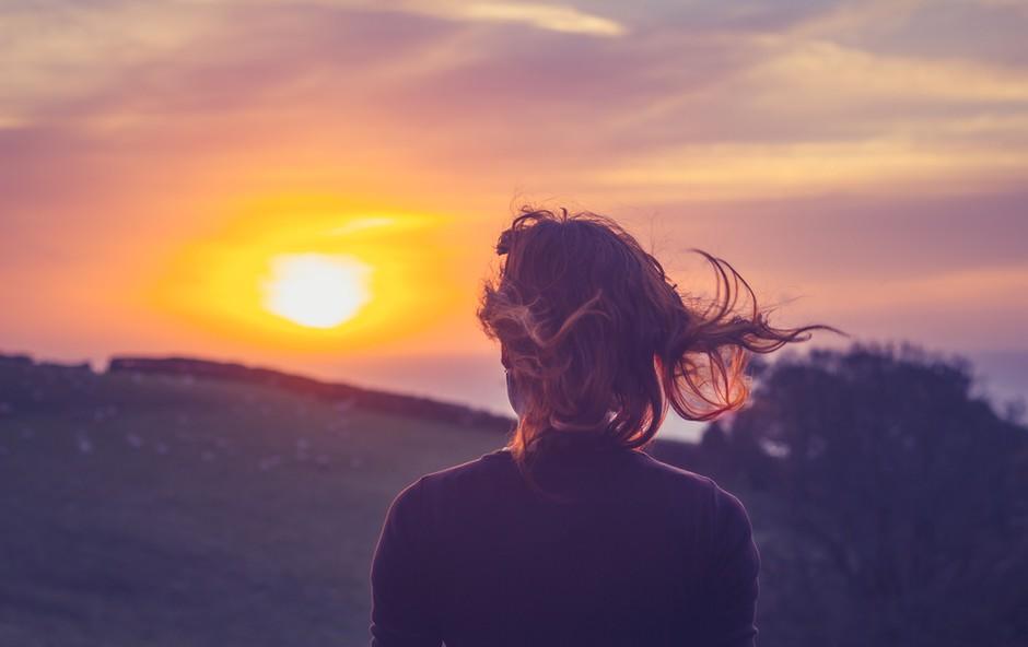 Nežno sproščanje z meditacijo (foto: Shutterstock.com)