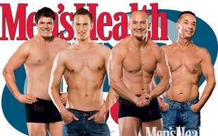 Men's Health fitnes izziv 2009