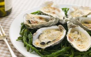 Morska hrana, ki varuje