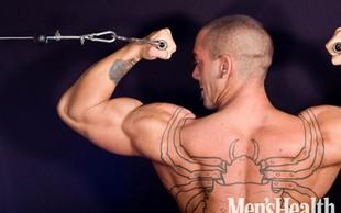 Spočijte mišice