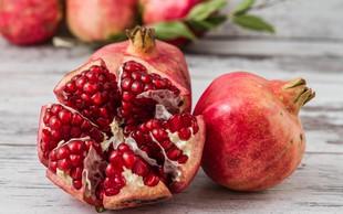 Granatno jabolko: Rubinasto rdeč zaklad