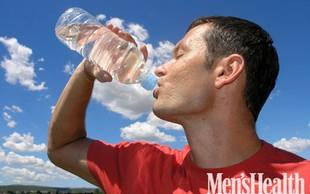 Voda kot hranilo