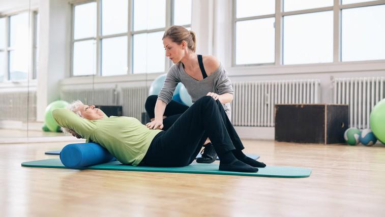 Namigi in vaje za učinkovito razbremenitev vašega hrbta (foto: Profimedia)