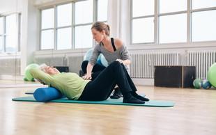 Namigi in vaje za učinkovito razbremenitev vašega hrbta