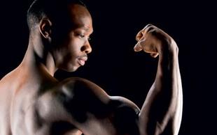 Kako do večjih bicepsov