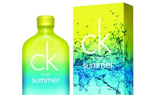 Ck one summer v omejeni izdaji