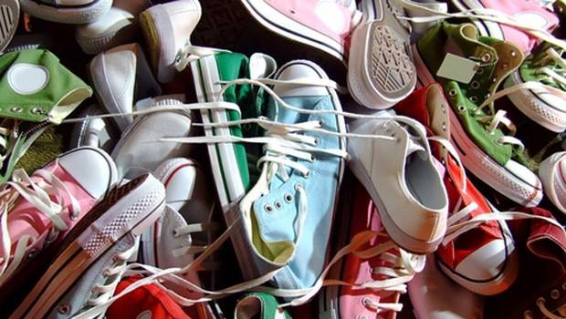Pravilna obutev (foto: Shutterstock.com)