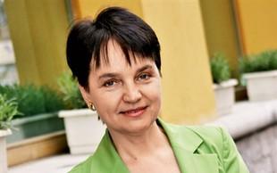 "Vida Petrovčič: ""Moj motiv je moje zdravje"""
