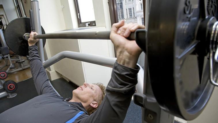Izboljšajte maksimalni dvig (foto: Shutterstock.com)