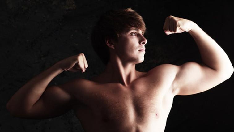 Večji biceps (foto: Shutterstock.com)