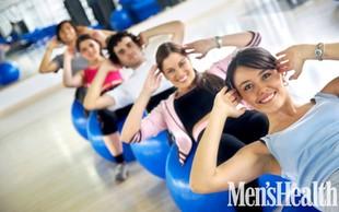 Skupinska vadba za boljše rezultate
