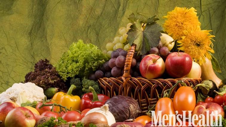 Organska hrana ni bolj zdrava (foto: Shutterstock.com)