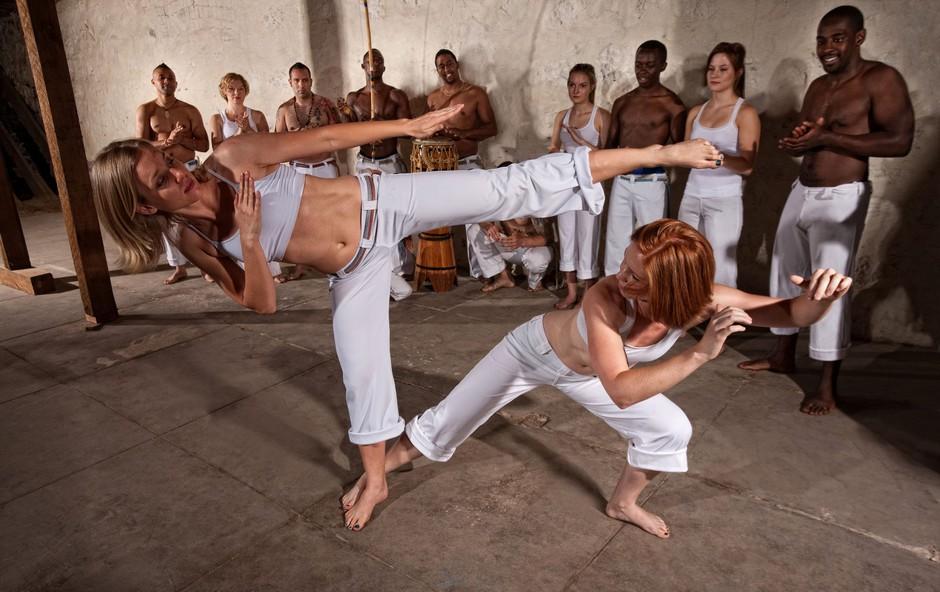 Urška Habjan: Prek capoeire sem se spoznala ... (foto: Profimedia)