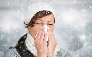 Kaj storiti, ko nas napade prehlad?