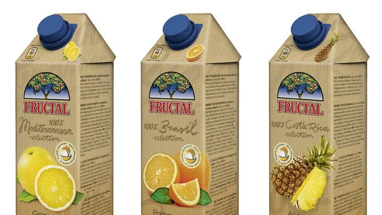 Sveže stisnjeno sadje v Fructalovih Selection sokovih je odličen vir energije.  (foto: promocijski material)