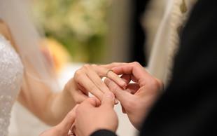 Pred poroko dobro razmislite