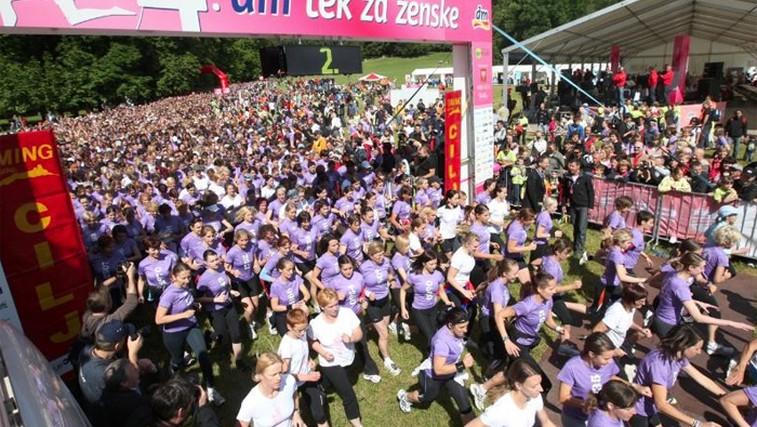 Tecimo skupaj na 5. dm teku za ženske! (foto: www.tekzazenske.si)