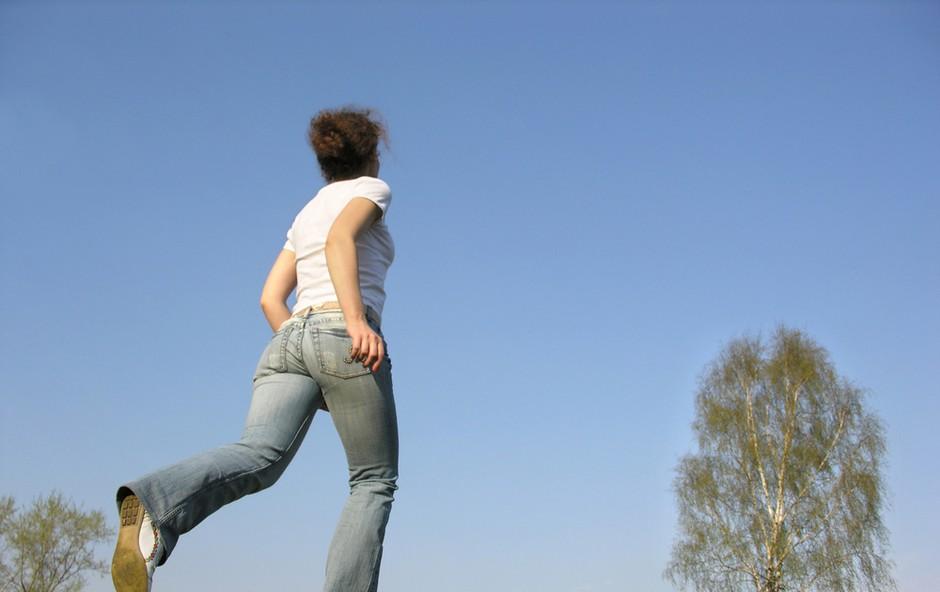 Prehranjevanje »DM-tekačice« na dan počitka (foto: Shutterstock.com)