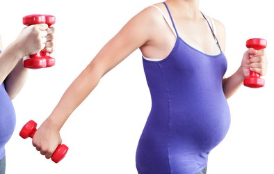 Kaj se dogaja s telesom med nosečnostjo