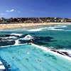 Življenje na plaži je avstralski moto življenja. Na fotografiji je Tamarama Beach.