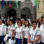 Slovenska ženska izbrana vrsta. (foto: promocijsko)