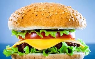 Hitra prehrana povzroča depresijo