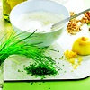 Aromatični jogurtov preliv