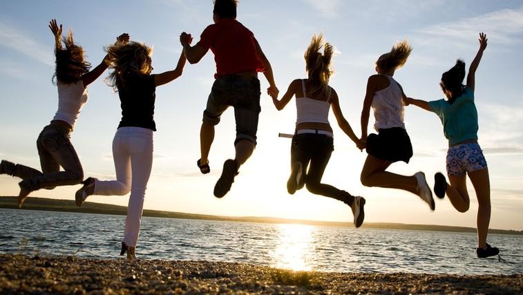 Veselite se, pa čeprav je konec poletja (foto: Shutterstock.com)