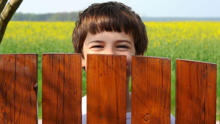 Otroku moramo postavljati meje (foto: Shutterstock.com)