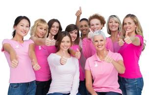 S projektom 'Lep je dan!' v rožnati oktober