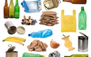 Kakšen je vaš ogljični odtis?