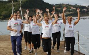 Video: 4. tekaški vikend v Strunjanu
