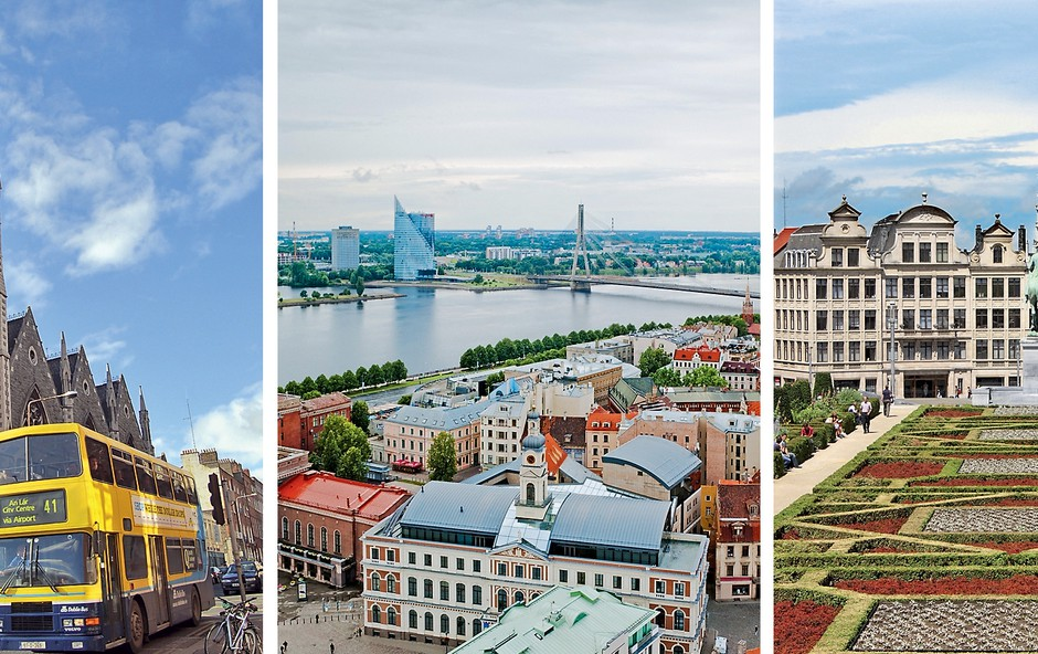 Romantična potovanja za zemeljska znamenja (bik, devica, kozorog) za leto 2012 (foto: Fotolia.com)