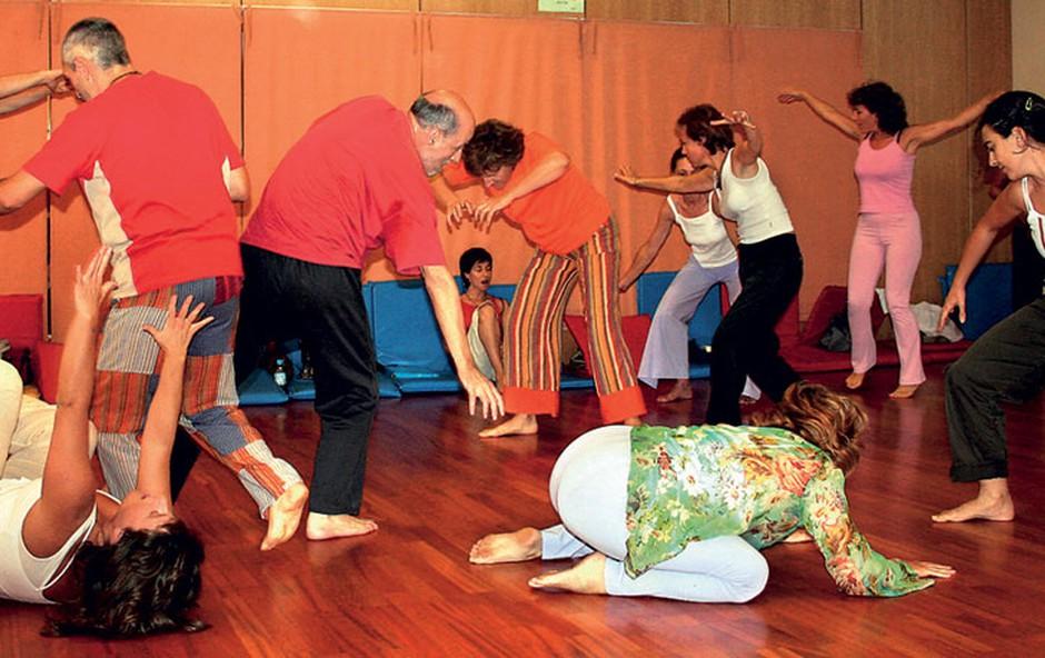 Biodanza - ples življenja (foto: osebni arhiv Biodanze)