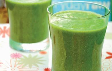 Peteršiljev zelenček za čiščenje telesa