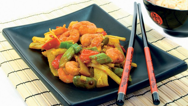 Pestrost azijske kuhinje (foto: Shutterstock.com)