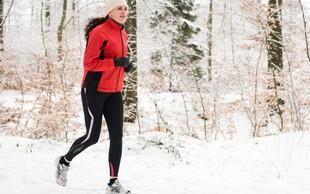 Je tek v mrazu nevaren za zdravje?