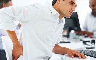 Kako zdravimo bolečine v hrbtu