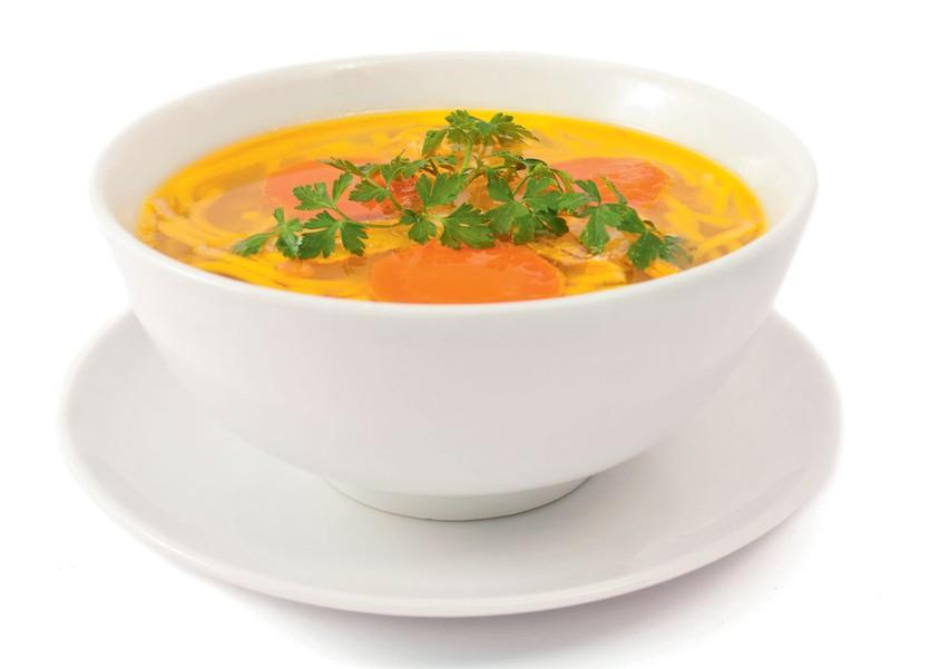 Zelenjavno-mesna juha