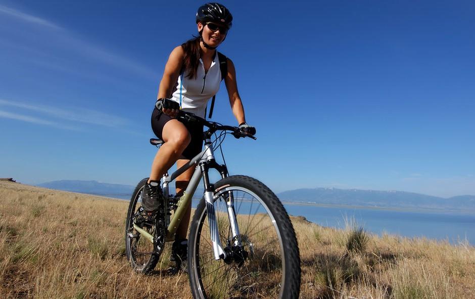 Gorsko kolesarjenje (foto: Shutterstock.com)