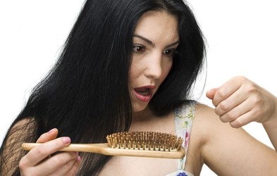 Jesensko izpadanje las je lahko posledica tudi tesnobe in stresa