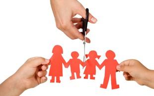 Kako otroku povedati za ločitev
