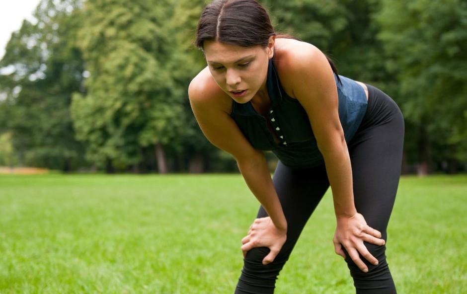 Pravilno dihanje pri teku (foto: Shutterstock.com)