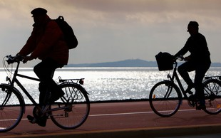 Za vikend s kolesom po Krasu!